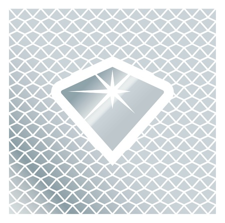 Jewel Icon Illustration