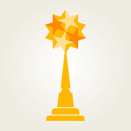 Vector Award For Contest Winner