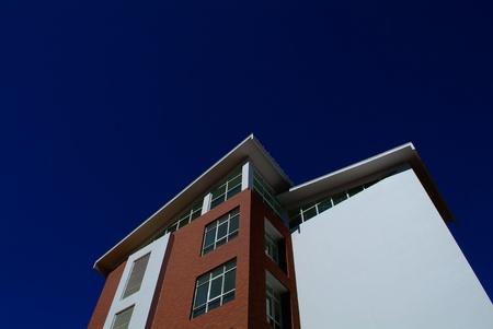 reside: House under blue sky