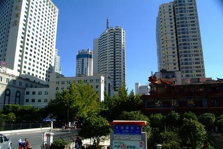 kunming: Chinese City Scenery