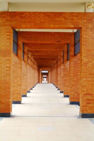 The Long Corridor.