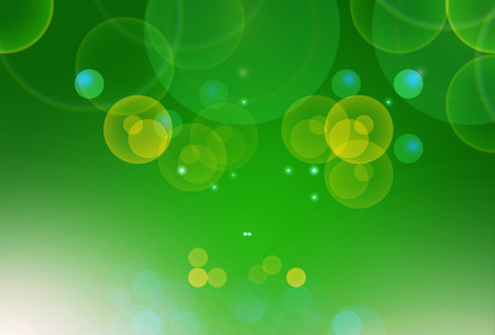lensflare: Abstract bokeh background Stock Photo