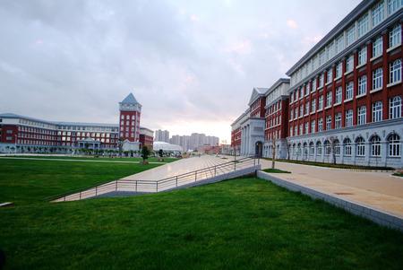 Campus college building