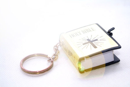 immanuel: bible ring buckle