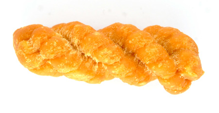 twist: fried dough twist