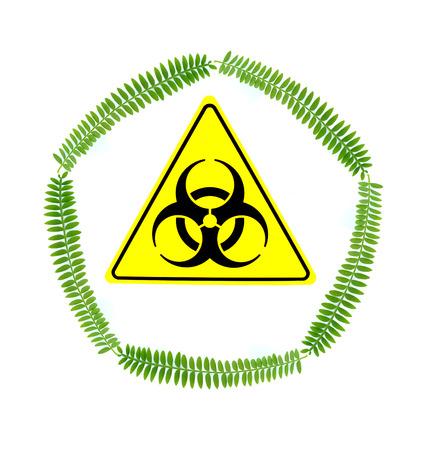 bio hazard: Bio hazard concept