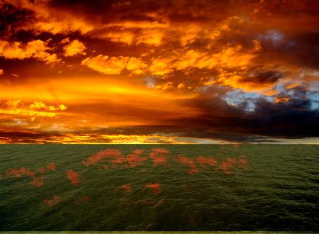 lightrays: Apocalyptic Sun Rays
