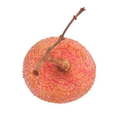 litschi:  lychee  Stock Photo