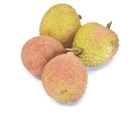litchee: Fresh litchi fruit