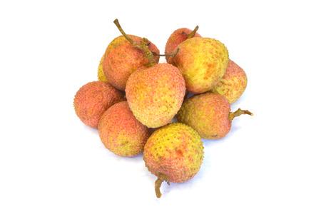 litschi: Fresh litchi fruit