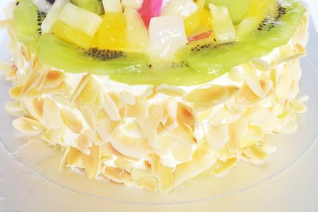 apricot kernels: birthday cake