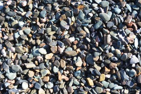 Sea stones background. Stok Fotoğraf
