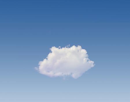 climatology: Cloud on the sky