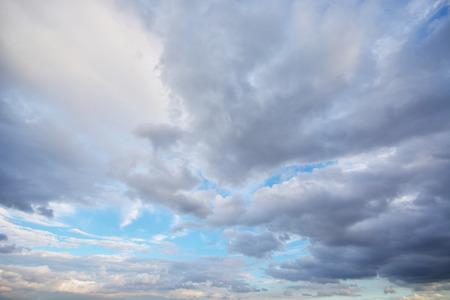 puffy: Puffy Cloud Stock Photo