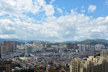 kunming: Kunming cityscape