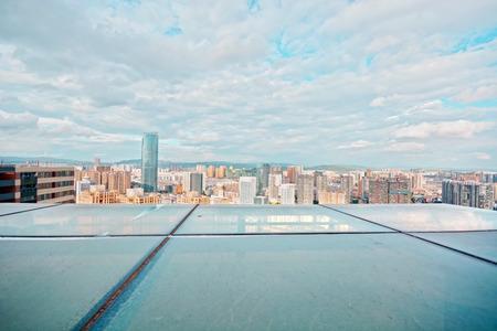 megapolis: One of the largest city in Southwest China, Kunming cityscape