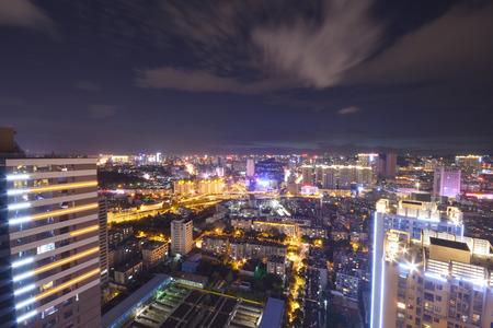 kunming: cityscape in Kunming