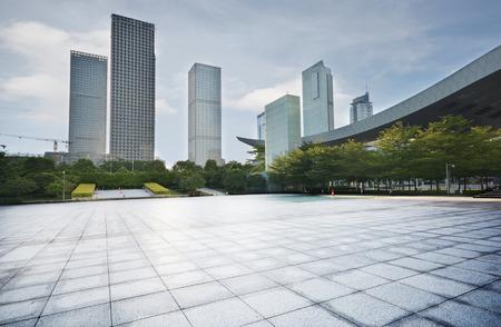 深圳市廣場 版權商用圖片