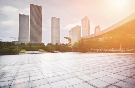 現代建築在深圳市