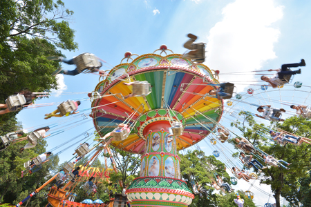 chairoplane: amusement park