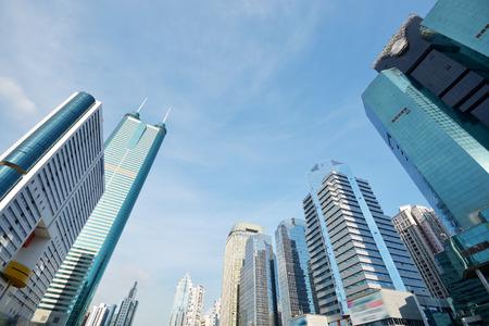luohu 지구, 심천 도시, 중국 스톡 콘텐츠