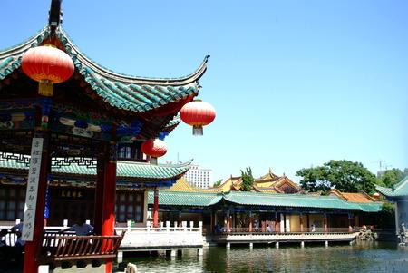 chinese garden: chinese garden Editorial
