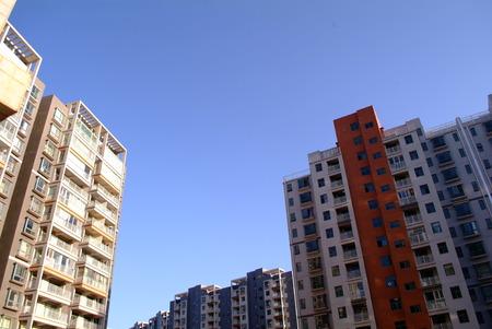 gentrification: Apartment Building
