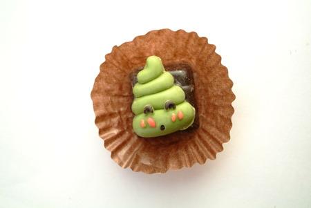 countenance: pink cute chocolate