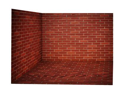 Wall and bricks texture