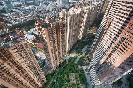深圳市高層建築景觀景觀
