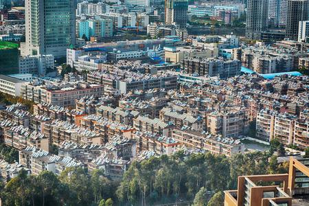 深圳市景觀景觀 版權商用圖片