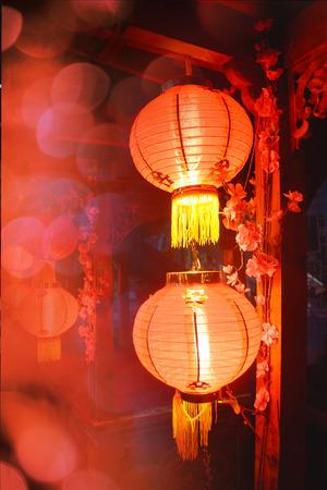 中國紅燈籠 版權商用圖片 - 74759258