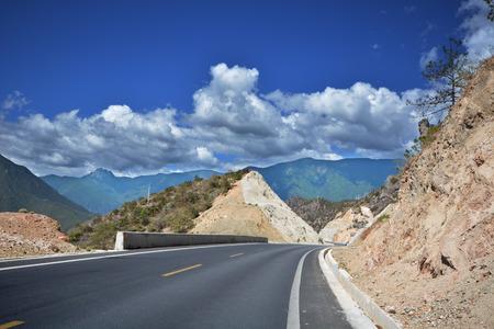 山路景觀景觀