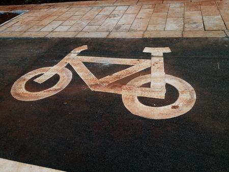 自行車標誌