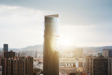 city Skyscraper 新聞圖片