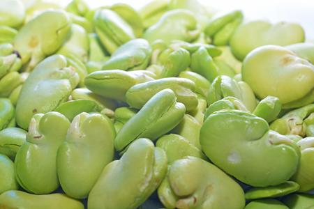 Broad beans 版權商用圖片 - 74759282