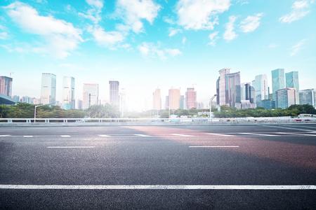 city road 版權商用圖片