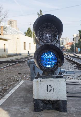 紅綠燈 版權商用圖片