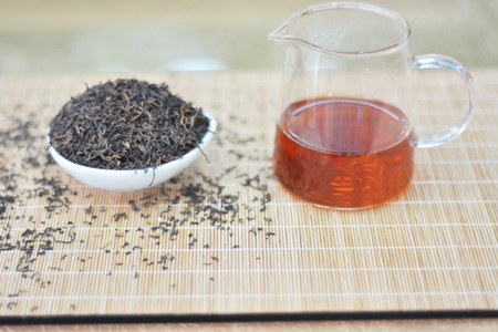 Puer tea macro