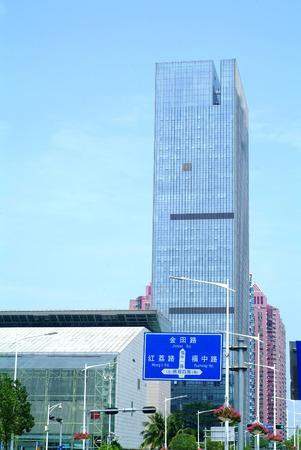 Chinese metropolis - Shenzhen
