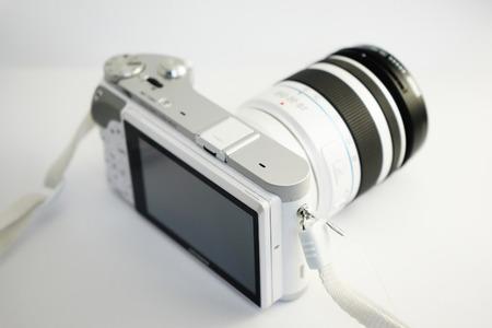數碼相機 版權商用圖片 - 71617086
