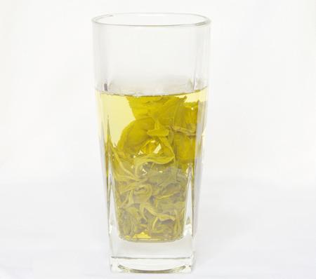 綠茶杯 版權商用圖片 - 71462734