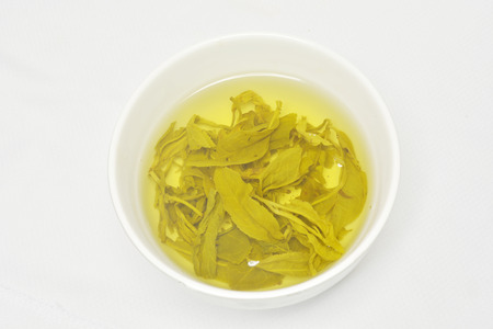 綠茶杯 版權商用圖片 - 71404980