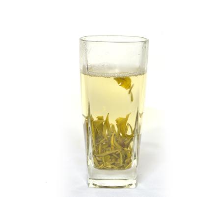 綠茶杯 版權商用圖片 - 71462736