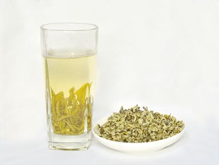 綠茶杯 版權商用圖片 - 71405098