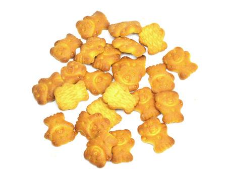 小熊餅乾 版權商用圖片 - 71462737