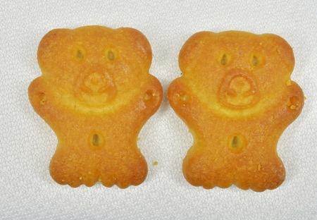 熊餅乾 版權商用圖片