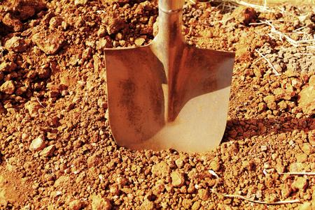 digging: digging Stock Photo