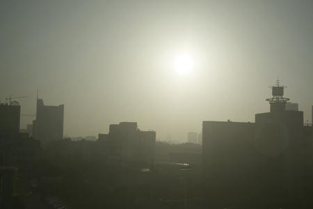 haze: chinese pollution haze