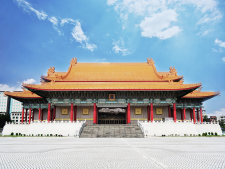 music hall: National music hall of Taiwan